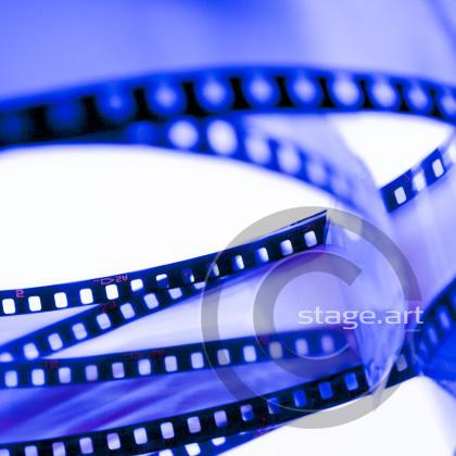 BLAUER FILM
